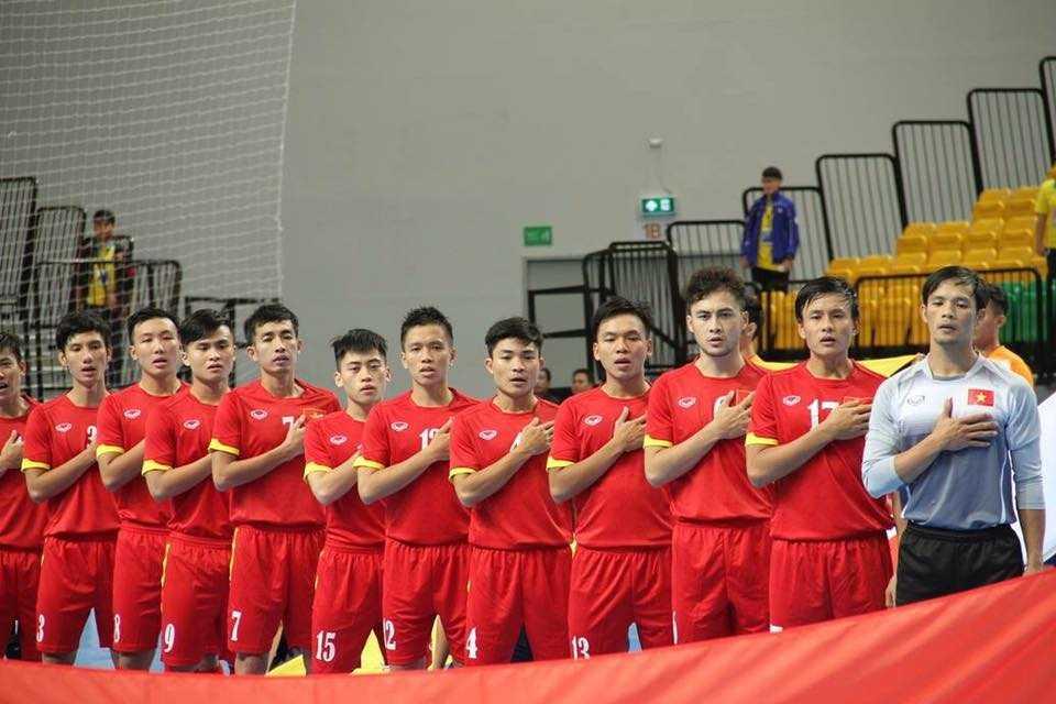 Đội tuyển futsal nam Việt Nam