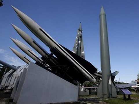Tên lửa đạn đạo của Triều Tiên