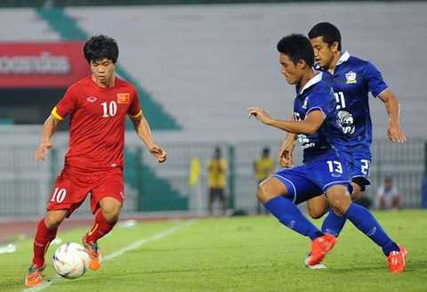 Thái Lan thách Việt Nam đá đôi công