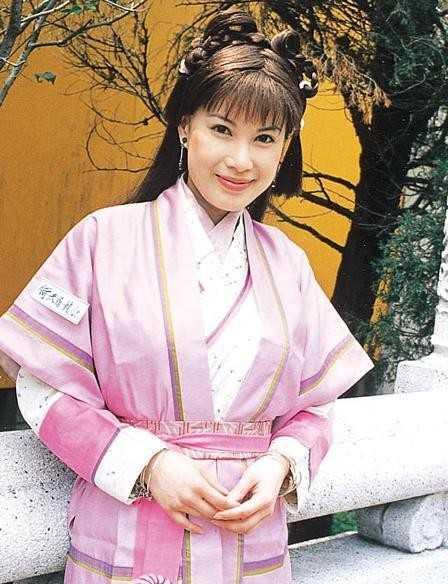 Giang Hy Văn trong vai Tiểu Chiêu.