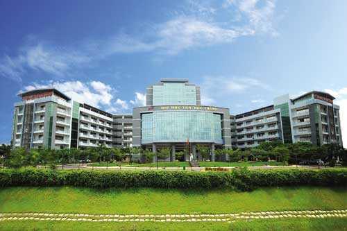 Đại học Tôn Đức Thắng.
