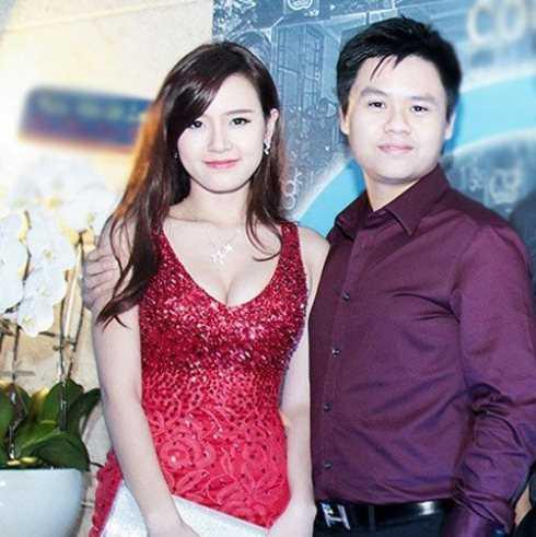 Chồng sắp cưới của cô là Phan Thành, đại gia sở hữu khối tài sản kếch xù