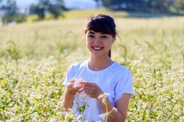 Nguyễn Thị Thương Thương là du học sinh tại ĐH Daegu - Gyeongsan Hàn Quốc.