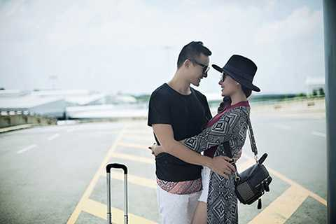 Lương Thế Thành và Thúy Diễm là hai diễn viên trẻ đang được nhiều khán giả yêu mến hiện nay qua các bộ phim truyền hình.