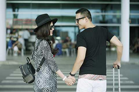 Hiện Lương Thế Thành và vợ sắp cưới đang là tâm điểm của giới truyền thông và khán giả bởi sự đẹp đôi cùng hạnh phúc tuyệt vời của họ.
