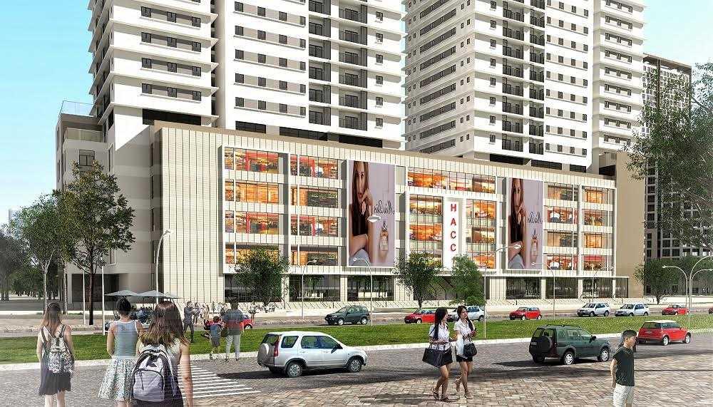 Times Tower - HACC1 Complex Building chỉ có 6 căn hộ/mặt sàn