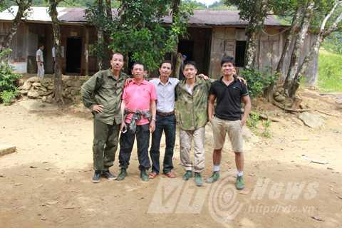 Trụ sở UBND xã Trà Linh