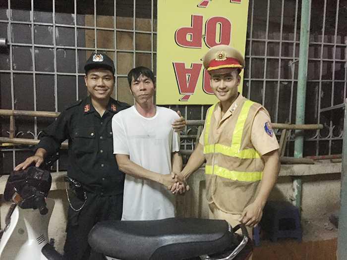 Thái Bá Nam luôn hoàn thành tốt mọi nhiệm vụ cấp trên giao phó.