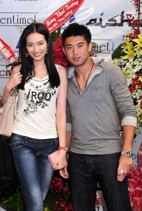 Lee Nguyễn trong thời gian ở Việt Nam cũng gặp nhiều rắc rối với giới showbiz