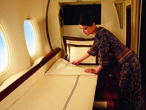 Singapore Airlines từ lâu đã được biết đến là một trong những hãng hàng không tốt nhất trên thế giới