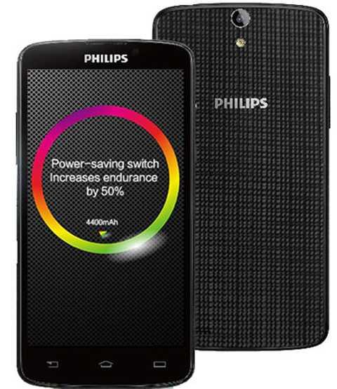 Ảnh thực tế Philips V387