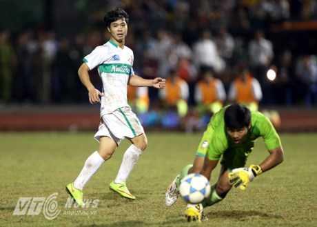 Chiến thắng của lứa Công Phượng trước U21 Thái Lan chỉ có ý nghĩa như một trận giao hữu vô thưởng vô phạt (Ảnh: Quang Minh)