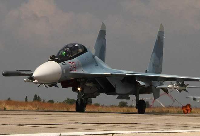 Máy bay chiến đấu Su-30 của Nga