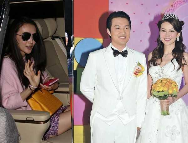 Gia Cát Tử Kỳ kết hôn năm 2012.