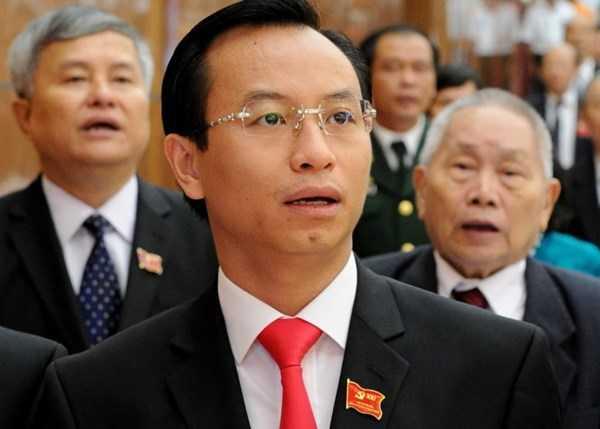 Ông Nguyễn Xuân Anh, tân Bí thư Thành ủy Đà Nẵng (Ảnh: Tuổi Trẻ)