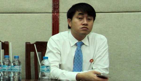 Ông Huỳnh Thanh Phong, Ủy viên Ban Chấp hành Đảng bộ Hậu Giang