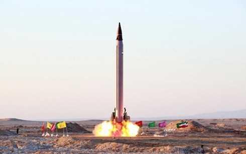 Iran thử thành công tên lửa đạn đạo có độ chính xác cao Emad