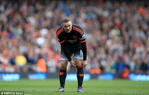 Rooney ghi bàn ở sân Everton là điều đã không xảy ra trong 8 năm qua