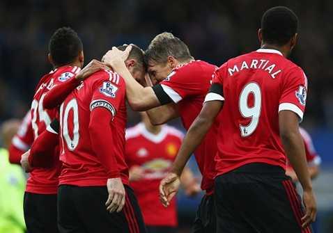 MU chơi không quá hay nhưng đã có 3 điểm quý giá trước Everton