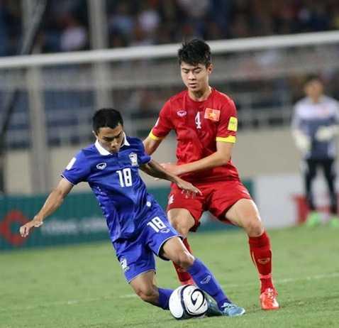 Thái Lan giống U19 Việt Nam ở lối chơi đập nhả cự ly ngắn