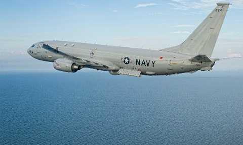 Máy bay trinh sát P-8A Poseidon của Mỹ