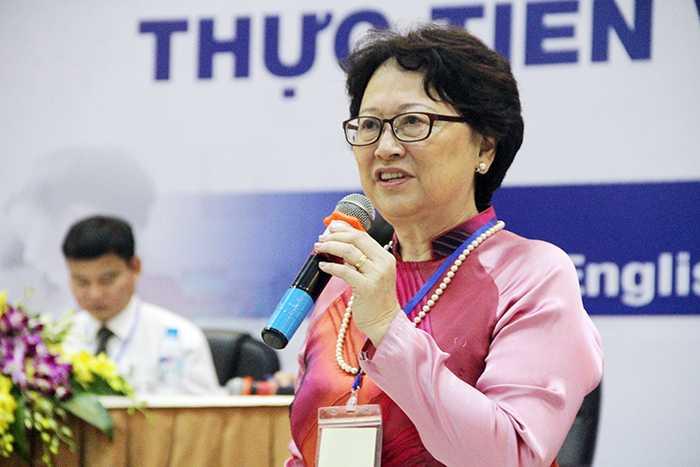 TS Christine Chen, Chủ tịch Hiệp hội mầm non thế giới