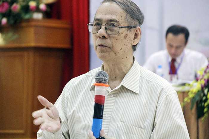 Ông Nguyễn Quốc Hùng, chuyên gia về giảng dạy tiếng Anh ở Việt Nam