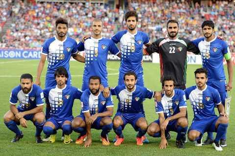 Đội tuyển Kuwait bị FIFA cấm thi đấu trên toàn thế giới