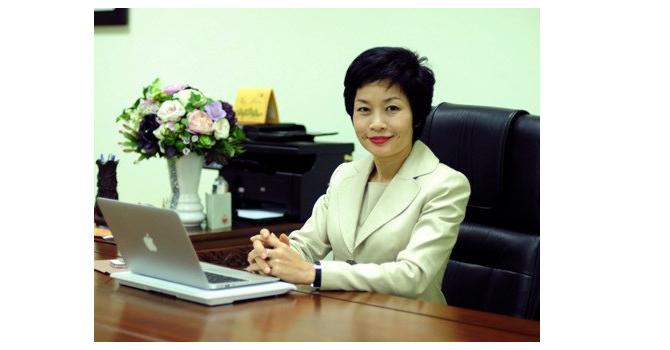 Bà Trần Hải Anh sinh năm 1967, tham gia NCB từ tháng 5/2013 với vị trí Chánh Văn phòng HĐQT kiêm Trưởng Văn phòng Hội sở Miền Bắc, giữ vị trí Tổng giám đốc NCB từ tháng 2/2014.