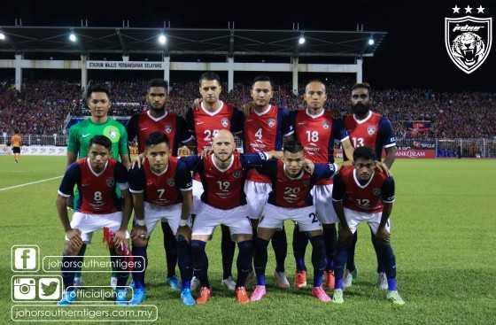 CLB Johor Darul Ta'zim của Malaysia