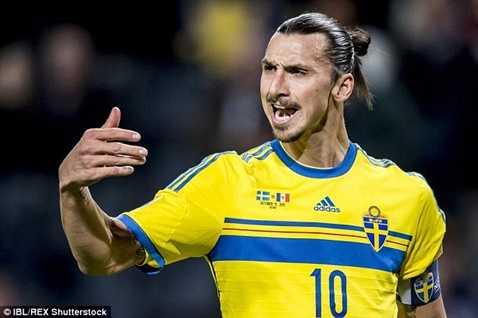 Thụy Điển của Ibrahimovic đụng đối thủ khó chịu Đan Mạch