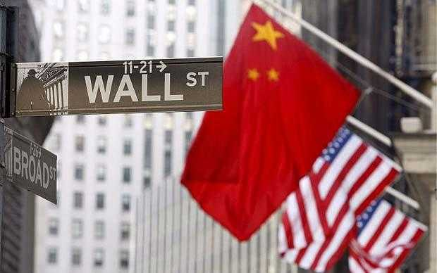 Dấu hiệu giảm tốc của kinh tế Trung Quốc đang bắt đầu lan sang nhiều nền kinh tế khác, trong đó có cả Mỹ - Ảnh minh họa