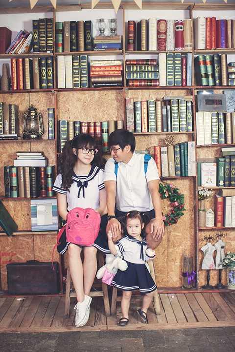 Minh Hà là một trong những bà mẹ chịu khó cập nhật hình ảnh của các con nhất nhì showbiz Việt. Quan niệm của hai vợ chồng hotgirl Sài thành là phải lưu giữ mọi khoảnh khắc ngọt ngào của các con.