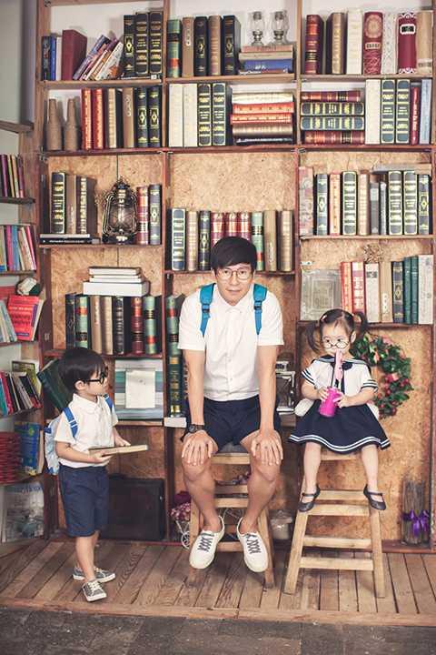 Theo tiết lộ của Minh Hà, hai bé Rio và Cherry sẽ tham gia một phân đoạn nhỏ trong bộ phim