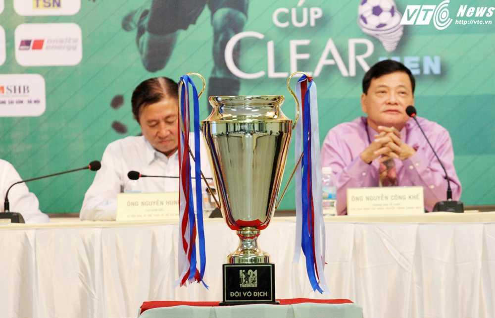 VCK U21 báo Thanh Niên hứa hẹn đầy hấp dẫn (Ảnh: Quang Minh)