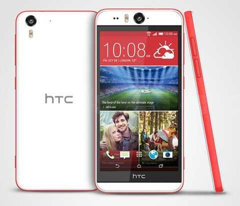 HTC Desire Eye là một lựachọn tuyệt vời