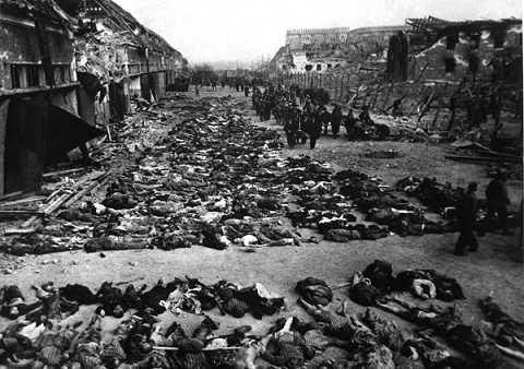 Một trong những bức ảnh tố cáo tội ác chế độ diệt chủng Pol Pot. Ảnh tư liệu