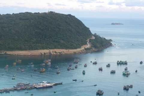 Một góc quần đảo Thổ Chu