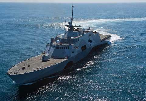 Báo Hong Kong nói Tổng thống Mỹ đã chấp thuận đưa tàu chiến đến Biển Đông - Ảnh minh họa
