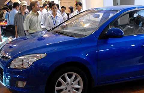 Thị trường xe dung tích dưới 1.000 cm 3 sẽ sôi động khi được giảm thuế. Ảnh: HTD