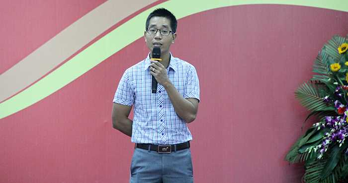 Tác giả trẻ Nguyễn Ngọc Nam giới thiệu về phương pháp Học đánh vần tiếng Anh hiệu quả
