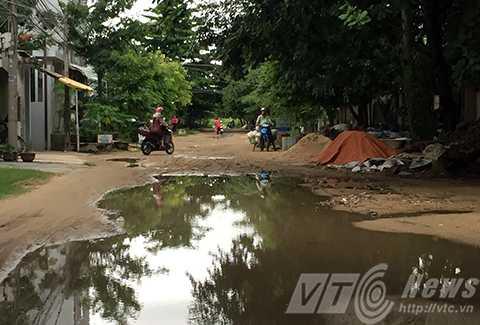 Con đường '5 không' giữa trung tâm TP Đà Nẵng