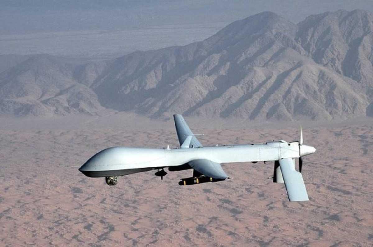 Một loại máy bay không người lái của Không quân Mỹ