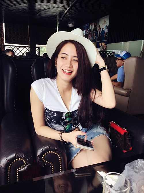 Phương Thanh hiện khá nổi tiếng trong trường và trong cộng đồng giới trẻ
