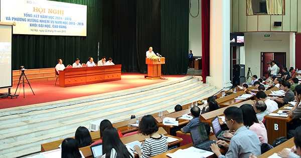 Nhiều ý kiến có giá trị đóng góp tại hội nghị
