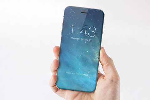 Nhà thiết kế Marek Weidlich đã đưa ra hình dung của ông về mẫu iPhone năm 2016 với ngoại hình nhiều thay đổi. Điểm đáng chú ý là thiết bị lược bỏ phím Home tròn ở mặt trước,