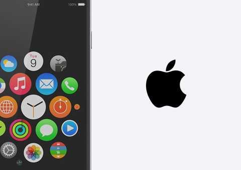 Về phần mềm, mẫu smartphone mới chạy iOS 10 với cảm hứng lấy từ giao diện của Apple Watch. Thay cho các biểu tượng vuông xếp trật tự theo hàng, cột thì iPhone 7 dùng icon tròn.