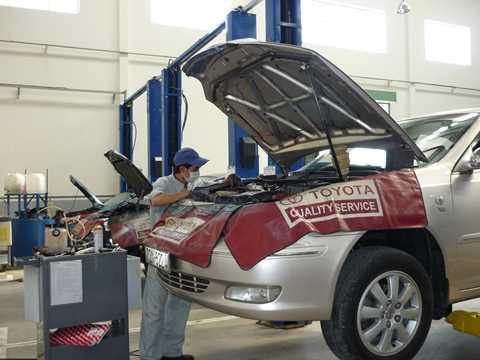 Khoảng 3 vạn xe Vios,   Innova và Fortuner sản xuất trước năm 2013 được hỗ trợ giá dầu trong chương trình