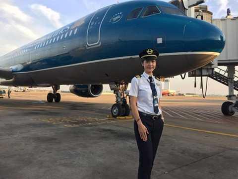 Huỳnh Lý Đông Phương đã có gần 4 năm công tác tại Vietnam Airlines.