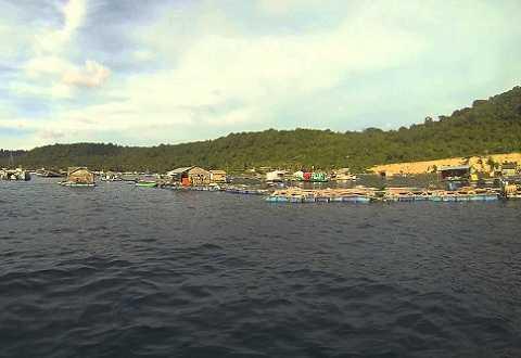 Đảo Thổ Chu hôm nay     (Ảnh tư liệu)